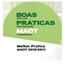 Melhor Prática MAOT 2010/2011